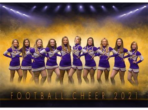 2020-21 Varsity Football Cheer