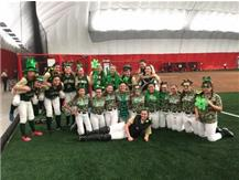 Celebrating St Patty's Day at Peoria Invite