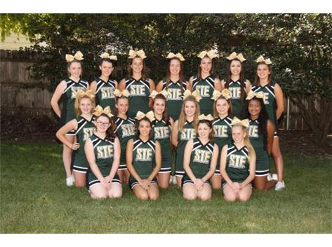2015 Cheerleading