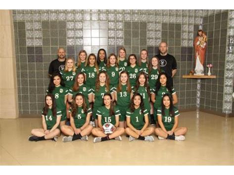 Varsity Girls Soccer 2018