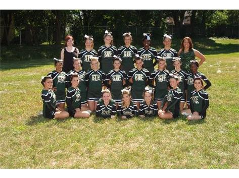 2013 Cheerleading
