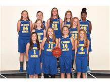 8th Girls Undefeated regular season! 15-0!