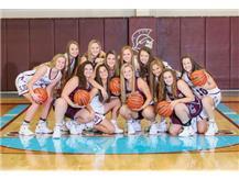 2018 Varsity Girls Basketball Team