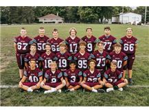 2019 Freshman Football Team