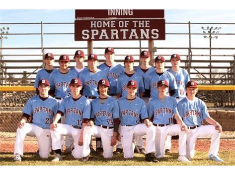 2018 JV Baseball Team