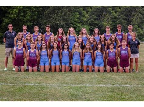 2019 Cross Country Team