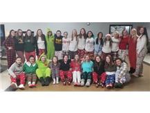 Viking 2019 Girls' BB Xmas Party