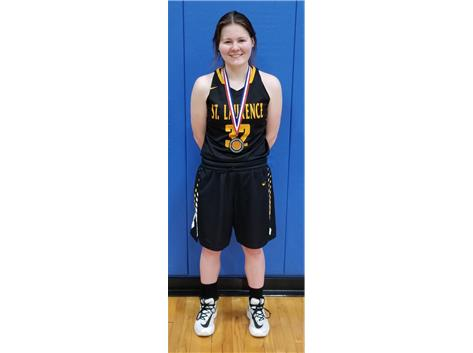Guerin Prep 2019 Yuletide Classic Kyra Harty - All Tournament Team