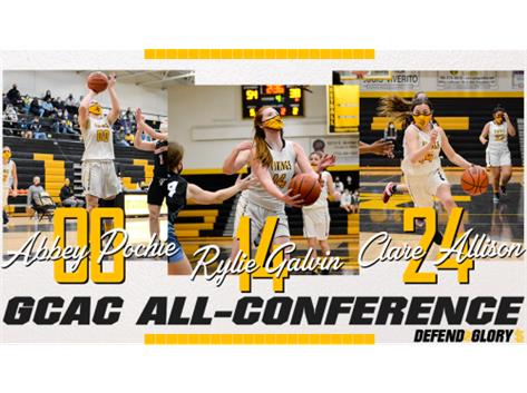 GCAC 2021 ALL-CONFERENCE
