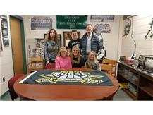 Ella Holland signs with Northern Kentucky to play Soccer.