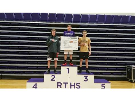 Justin Silbaugh - Regionals 3rd Place