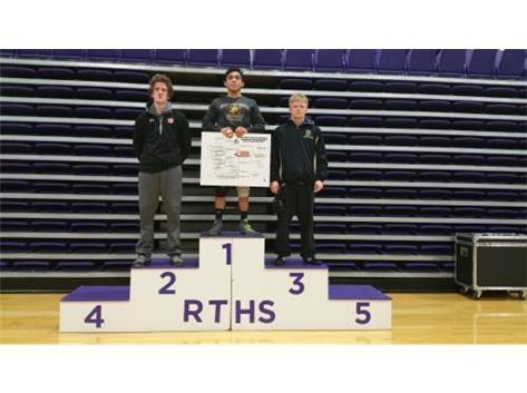 Brian Johnston - Regionals 3rd Place