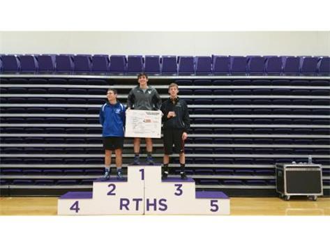 Nolan Jacobson - Regionals 3rd Place