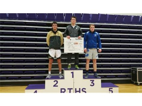 Michael Beaudoin - Regionals 2nd Place