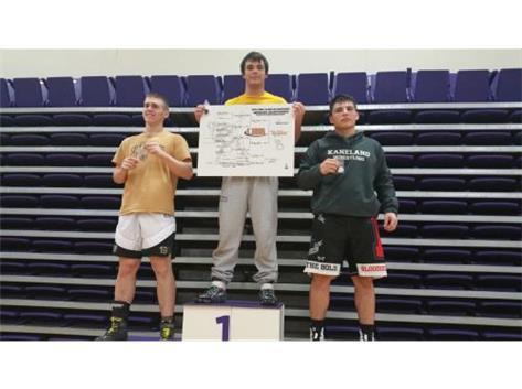 Matthew Hunter - Regional 3rd Place