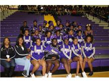 TFN Cheer For Homecoming Pep Assembly