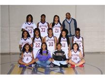 Sophomore Girls Basketball 2015-2016