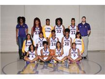 Varsity Girls Basketball 2015-2016