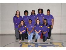 Varsity Girls Bowling 2015-2016