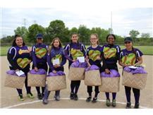 2016 Softball Senior Girls