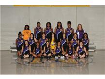Freshman Girls Volleyball 2016-2017