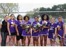 Varsity Girls Tennis 2016-2017
