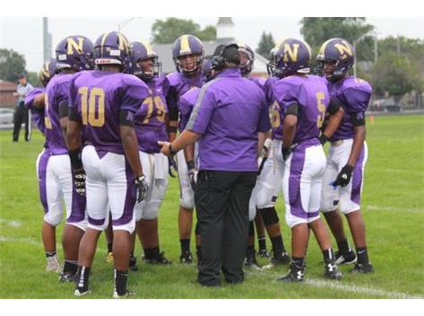Varsity Boys Football 2015-2016