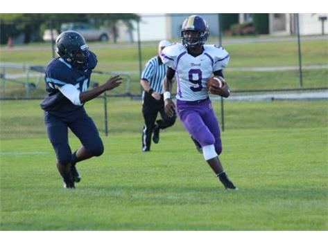 #9 Sophomore Rayshaun Watson (15-16)