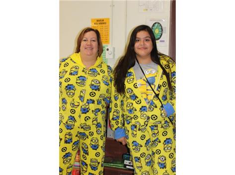 Everyone Loves Minion PJ's!