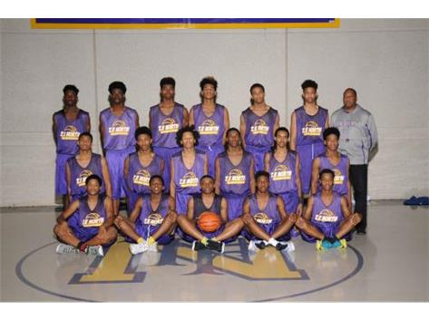 Varsity Boys Basketball 2015-2016