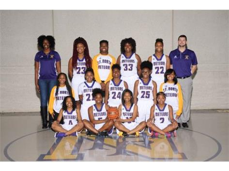 Varsity Girls Basketball 2015-2016