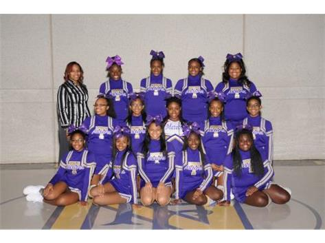 Junior Varsity Cheer 2015-2016