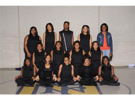 Varsity Dance Team 2015-2016