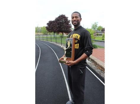 SSC Coach of the Year, Omari Garrett
