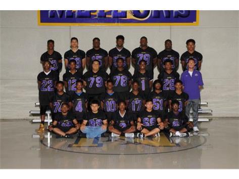 Sophomore Football 2016-2017