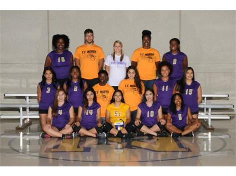 Varsity Girls Volleyball 2016-2017