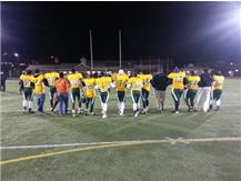Taft finishes the season with 22-0 win over Hughes Big Red
