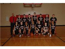 8th Grade Basketball 2013