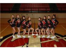 Varsity Cheer 2013