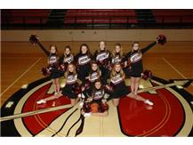 Middle School Cheer 2013