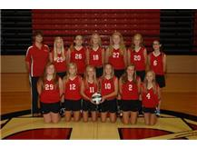 7th Grade Volleyball 2014