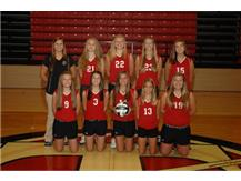 8th Grade Volleyball 2014