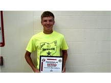 Macy Allstate Player of the Week: Grant Heckman