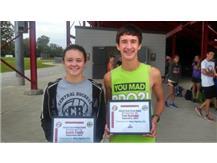 Macy Allstate Player of the Week: Danielle Franklin, Trent Studebaker