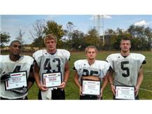 Macy Allstate Player of the Week: Tyler Pruitt, Camren Moore, Michael Bresley, Conner Henry