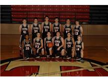 Freshmen Basketball 2014