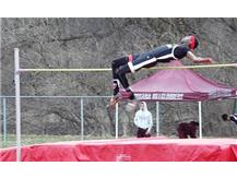 Donte Clark New School Record 6'7""