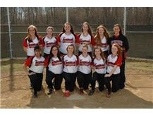 JV Softball 2014
