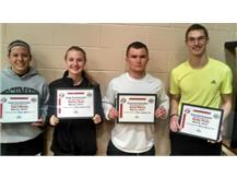Allstate Athletes of the week: Taylor Culbertson, Hailey Beel, Bryant Walters, Cody Pritt