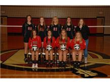 JV Volleyball 2015